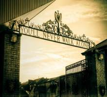 Golden Shankly Gates